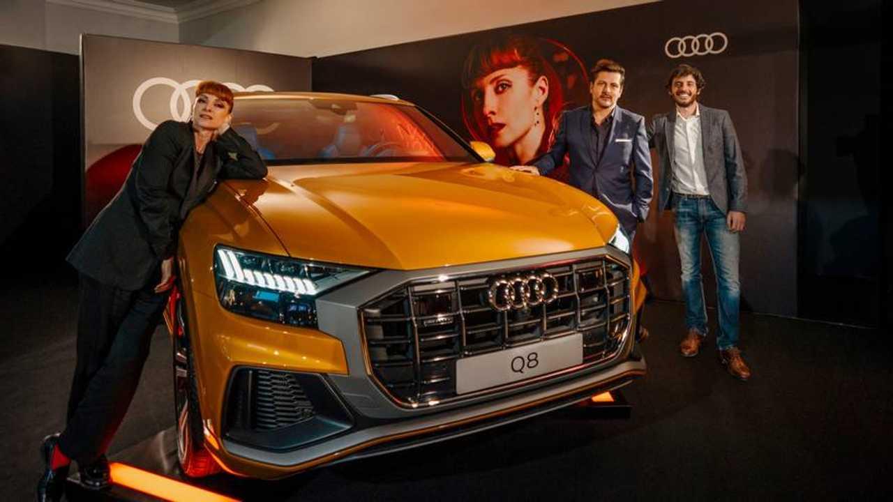 Audi Q8, La octava dimensión