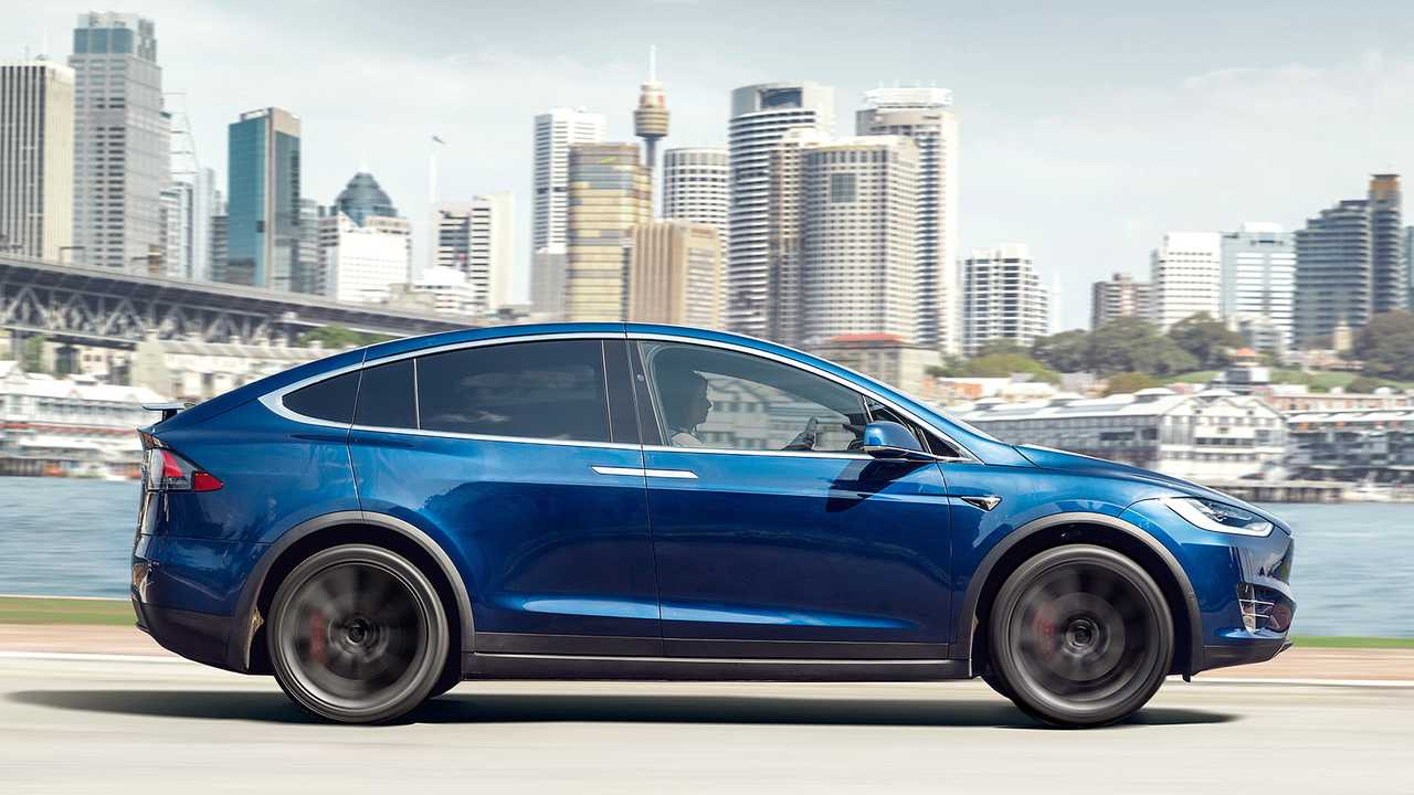 Tesla Model X 100 D (386 kW): 131,9 Cent/km
