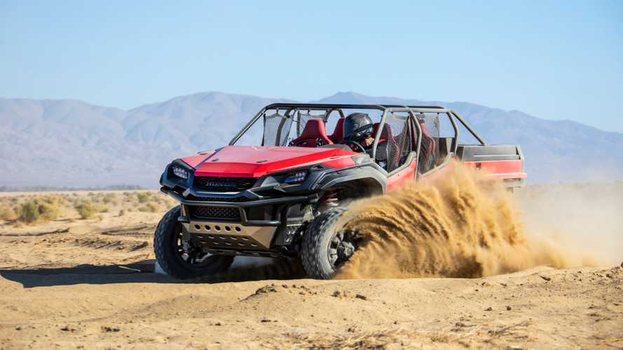 Honda Rugged Open Air Concept Is Part Ridgeline, Part Side-By-Side