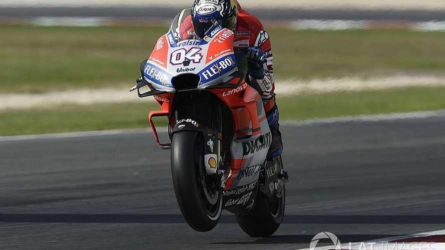 MotoGP: Dovizioso despacha Márquez e vence em Misano