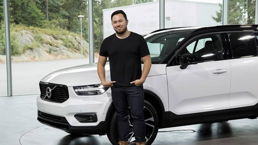 Tesla recrute l'homme qui a dessiné le Volvo XC40
