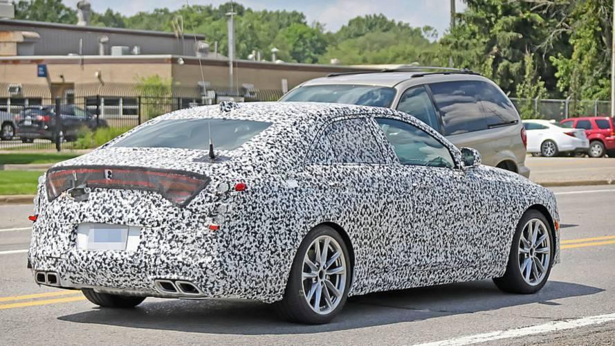 Erwischt: Der Cadillac CT4 soll die Günstig-Alternative zu 3er, A4 und Co werden