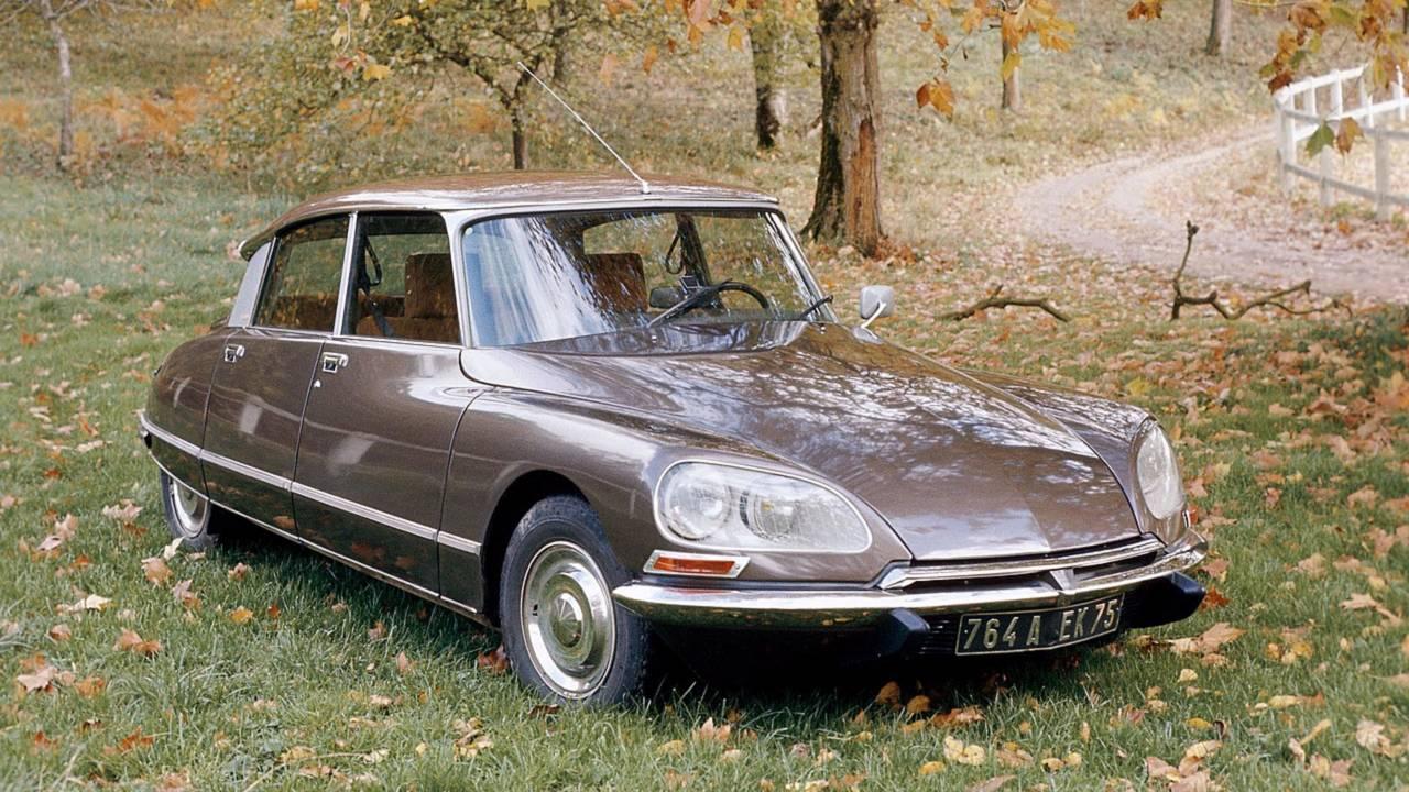 Platz 4: Citroën DS