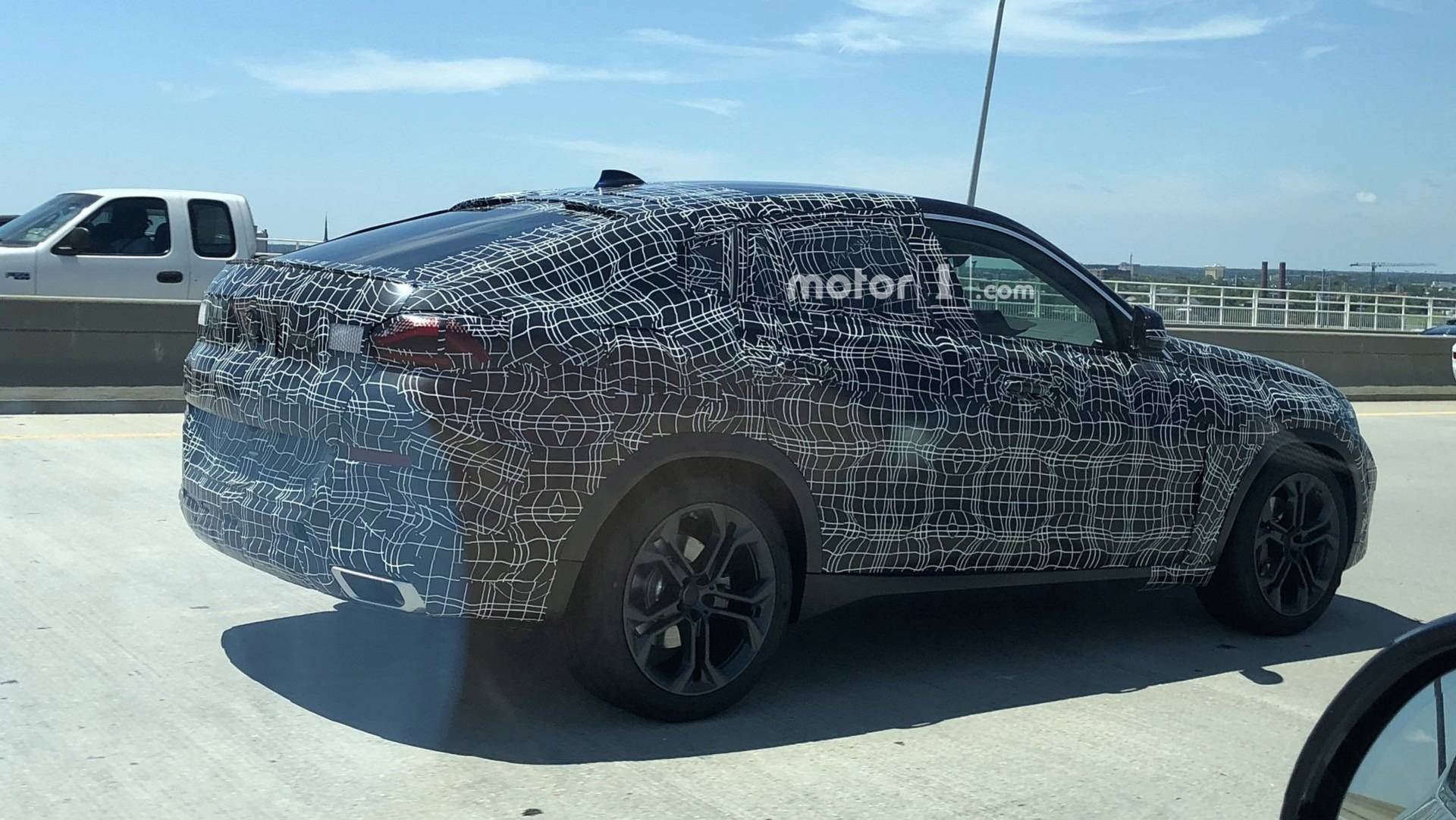2020 Bmw X6 Spotted Up Close By Motor1 Com Reader