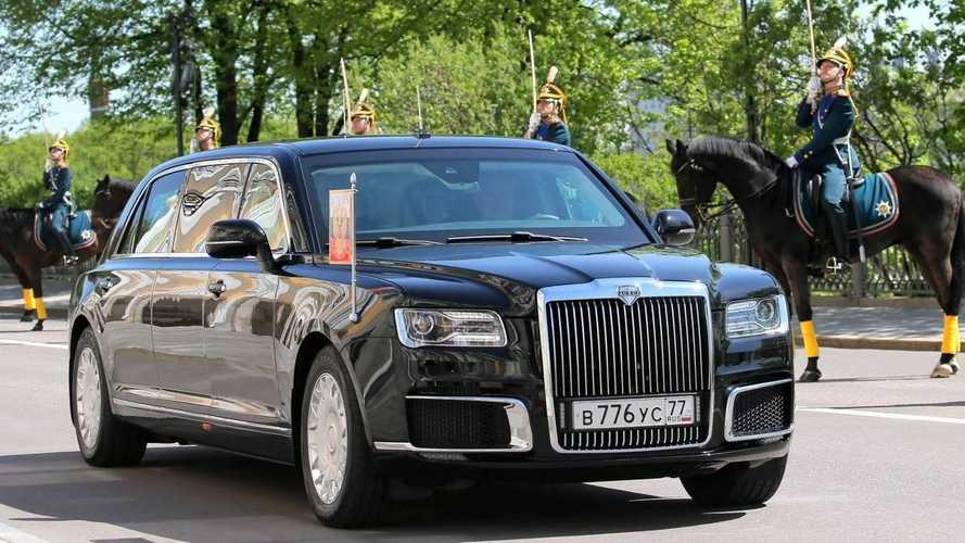 Автомобили президентов