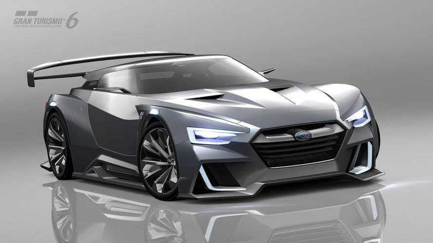 Ortadan motorlu spor Subaru modeli söylentileri yine ortaya çıktı