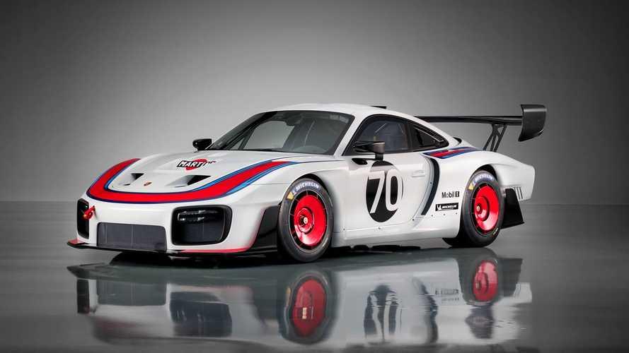 ¡Moby Dick ha vuelto a la vida! Así es el Porsche 935 de 2018