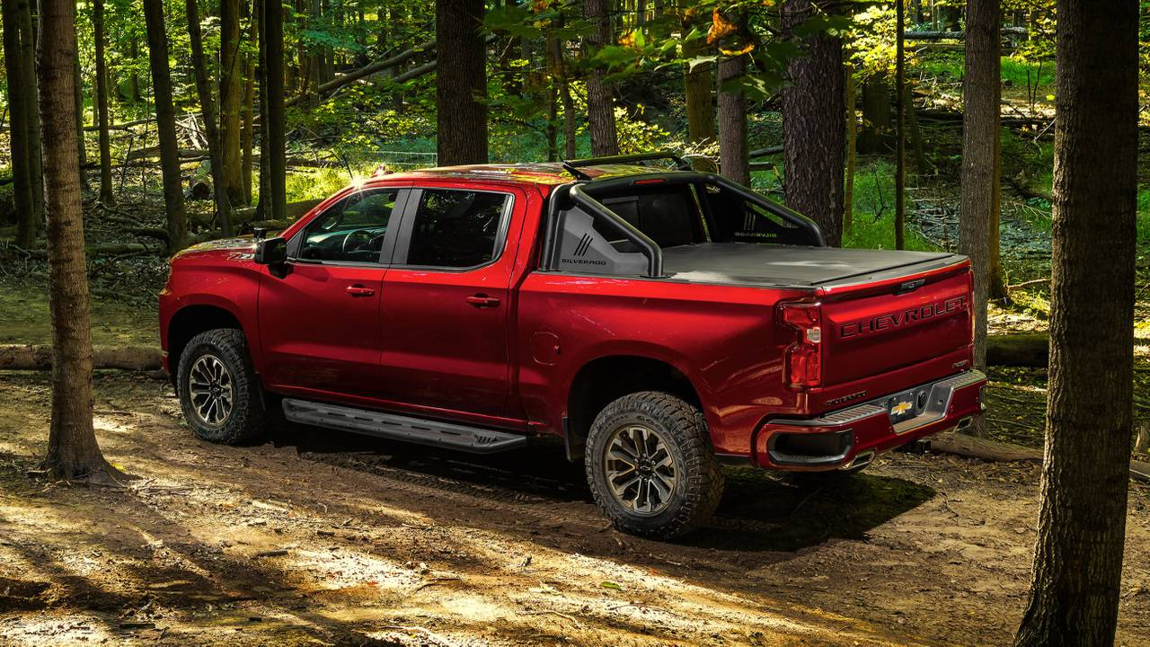 Chevy Silverado Concepts Show Off The Potential For