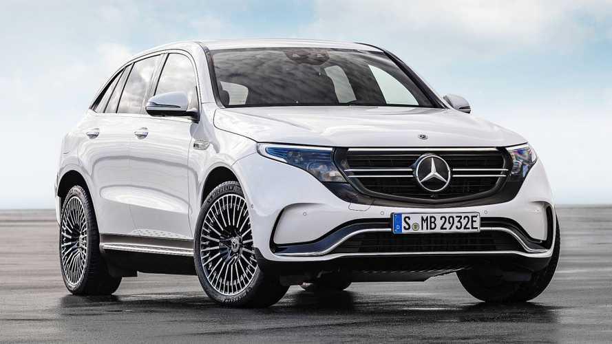 Akkumulátor-gondok miatt csúszik a Mercedes-Benz EQC piacra dobása