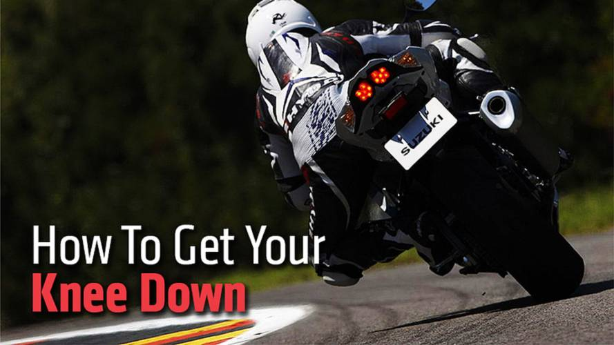 How To Get Your Knee Down