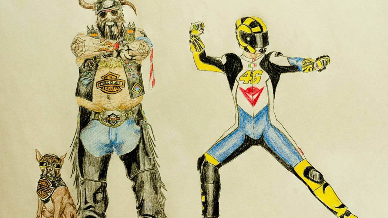 Pirates vs. Power Rangers: A Guide To Dressing Up Like a Real Biker