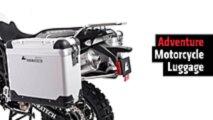 adventure motorcycle luggage