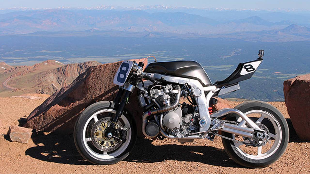 Top 5 Bikes Of Pikes Peak