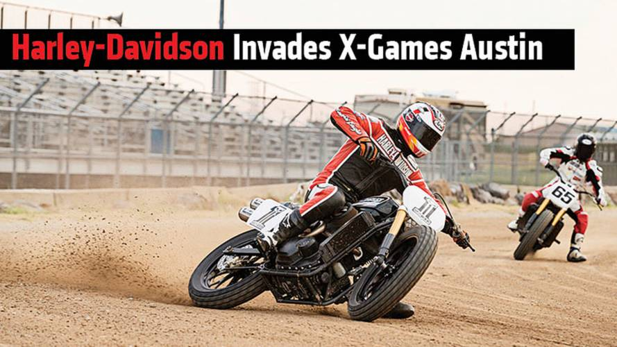 Harley-Davidson Invades X-Games