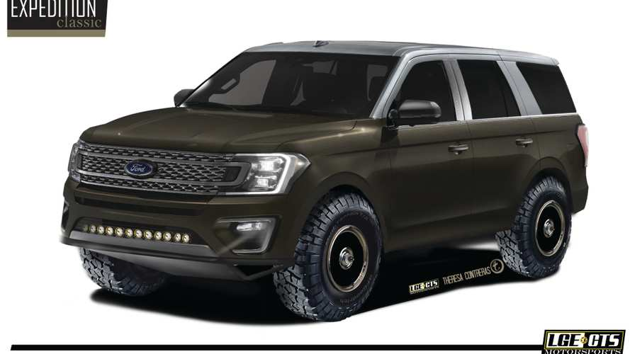 Ford Bringing Five Customized Utility Concepts To SEMA