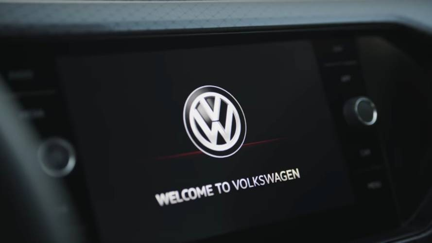 VW T-Cross Baby SUV Interior Partially Revealed In New Teaser