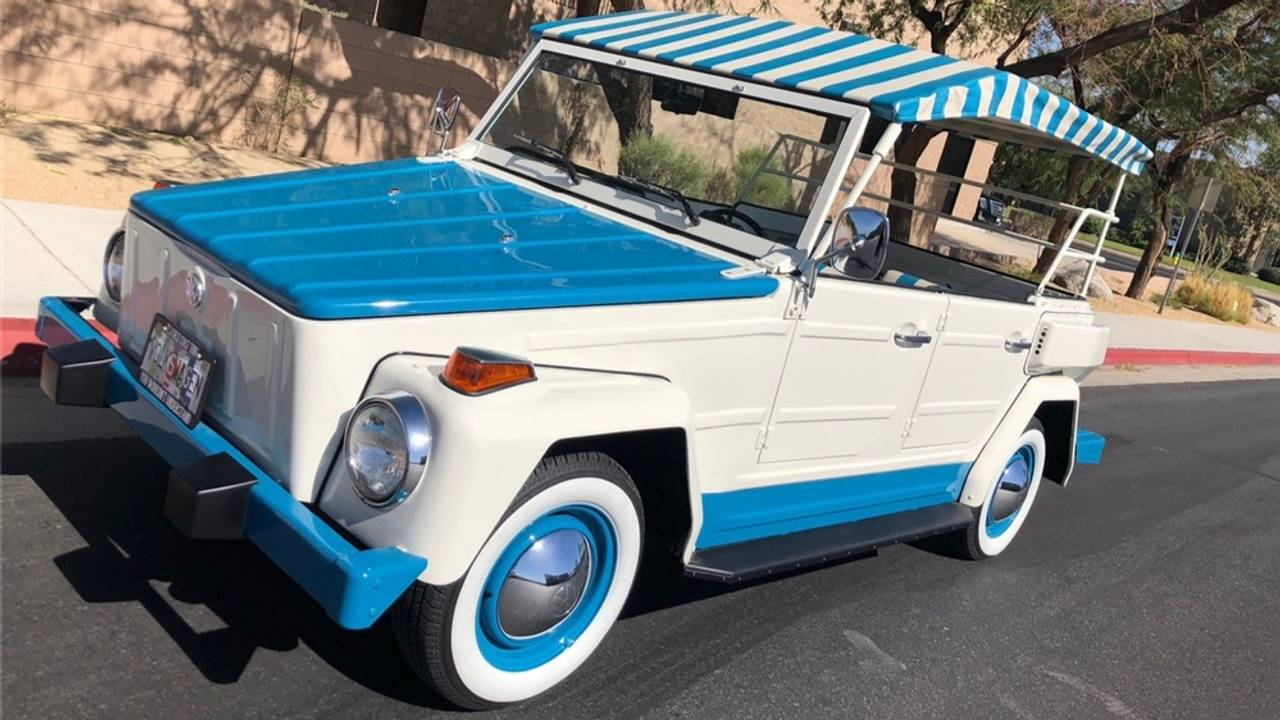 1974 VW Thing Safari Edition
