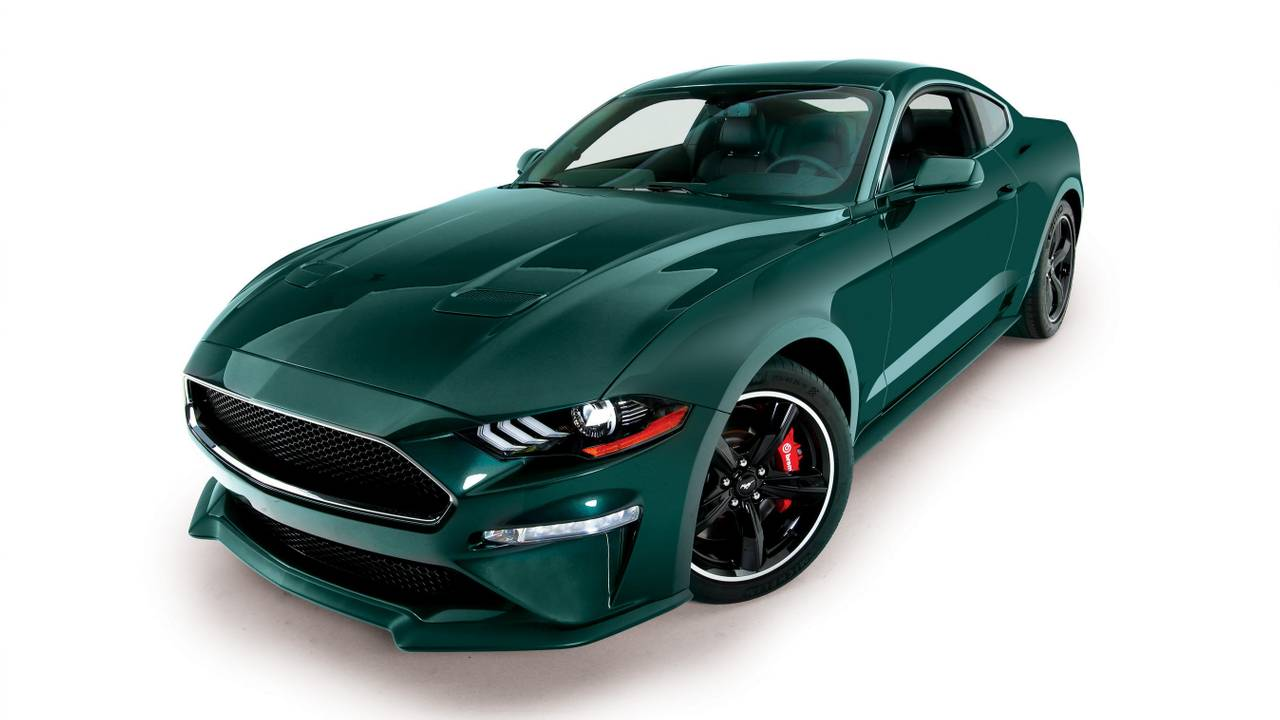 Bullitt Mustang Giveaway