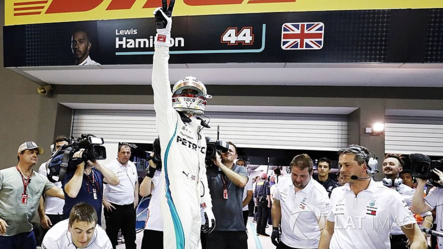 2018 F1 Singapore GP: Hamilton Storms To Pole Ahead Of Verstappen