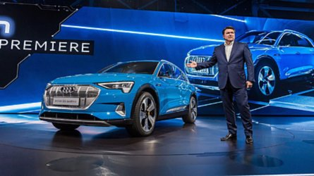 Audi e-tron revealed, an electric SUV for a new era