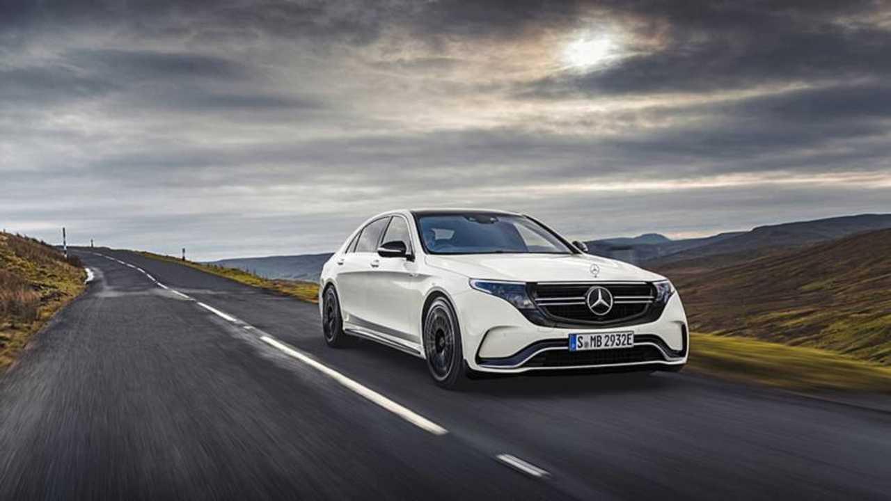 Mercedes-Benz EQS 400 e 63 S AMG rendering