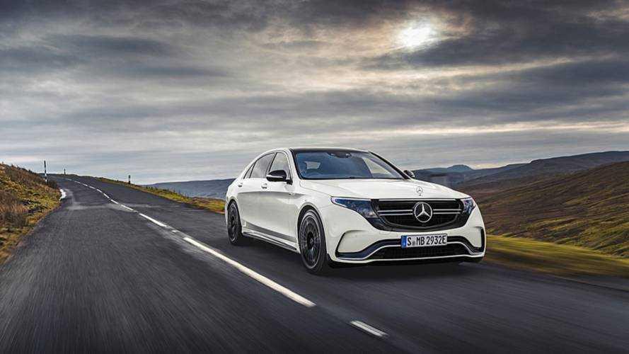 Egy igazi luxusmodell lehet a Mercedes következő elektromos autója