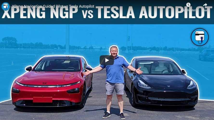 Perbandingan Autopilot Tesla Vs NGP Xpeng Terbaru, Mana Lebih Baik?