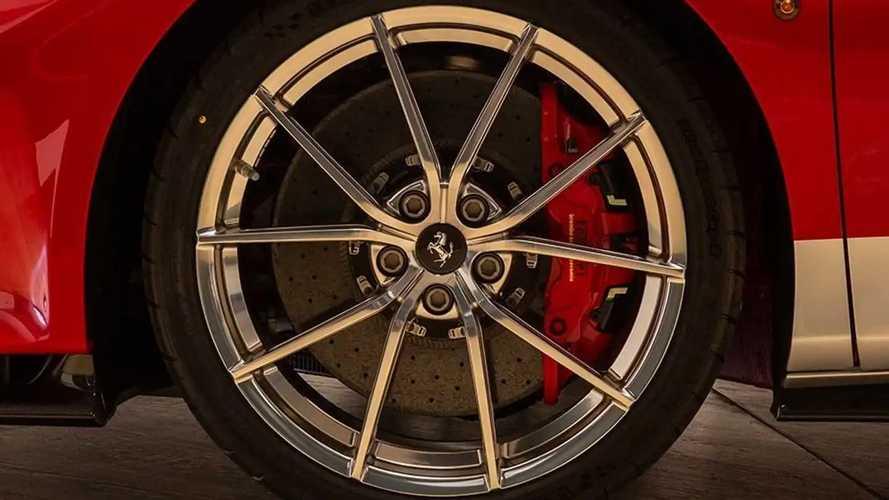 Ferrari 488 Pita Tailor Made