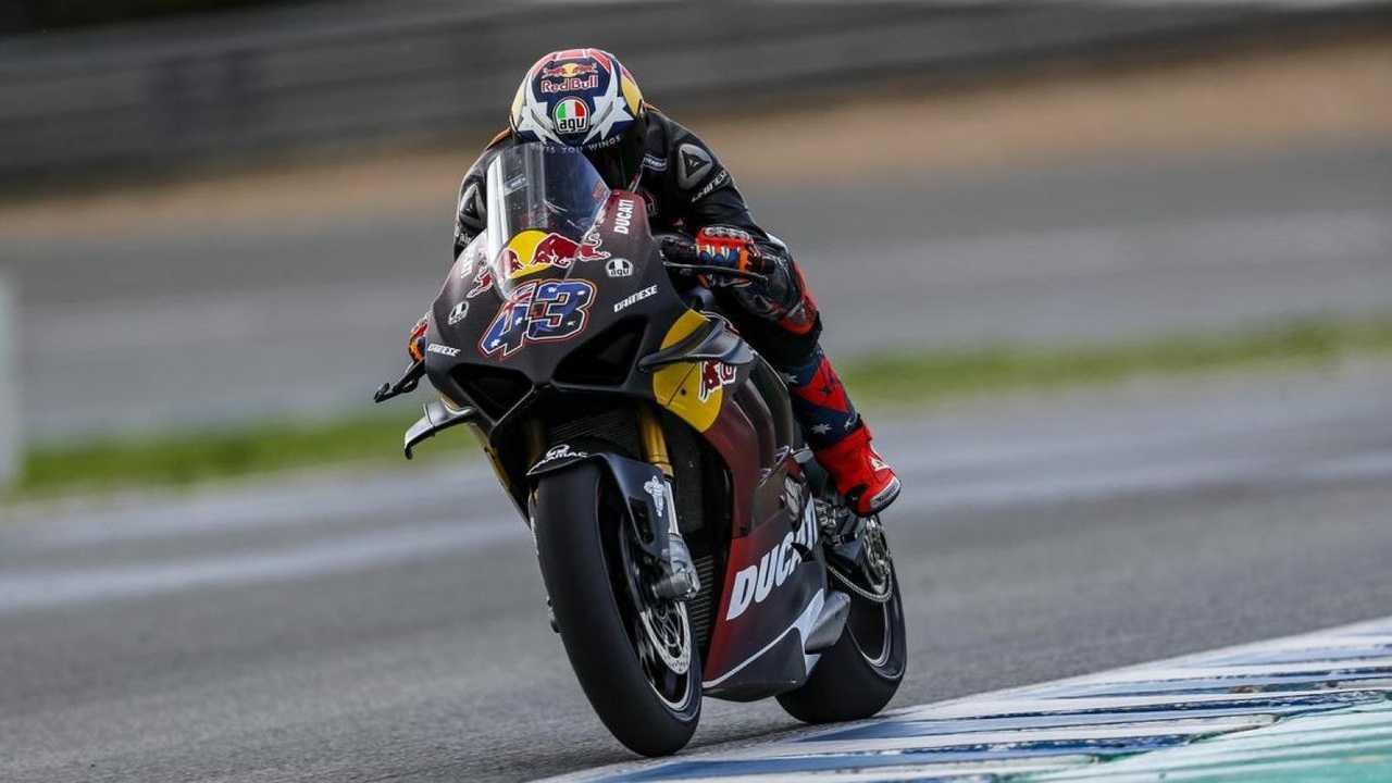 MotoGP Panigale V4S - Jack Miller
