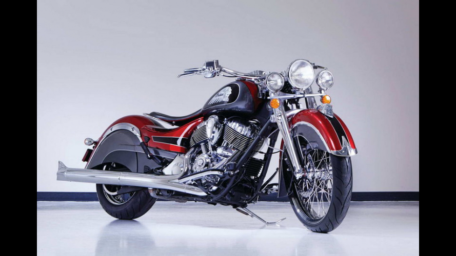 Indian Big Chief Custom
