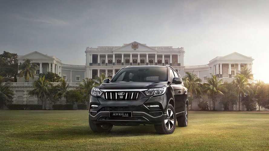 Mahindra Alturas G4 2021, el SUV premium indio a precio generalista