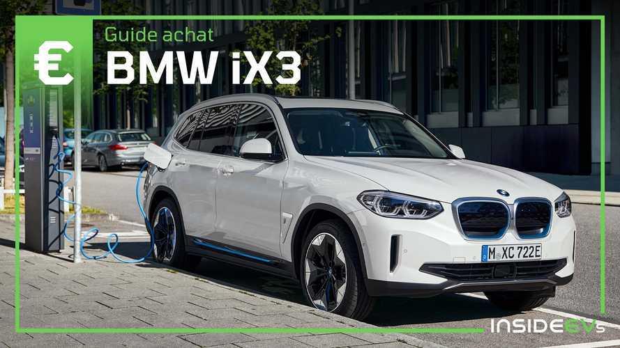 Guide BMW iX3 - Puissance, autonomie, équipement et prix...