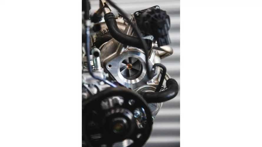 Motor do Honda Civic Type R é vendido separadamente