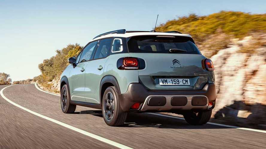 Citroën dévoile les prix de son C3 Aircross restylé