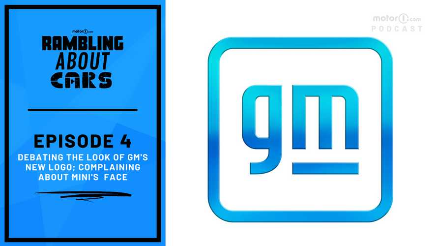 Debating About GM's New Logo And Mini's Face: Rambling About Cars #4