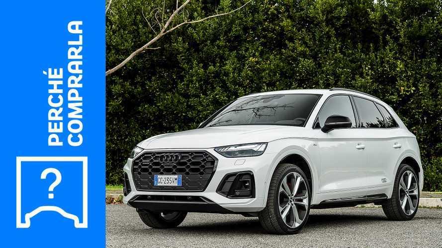 Audi Q5 (2021), perché comprarla e perché no
