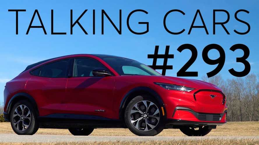 Consumer Reports: Tesla Model S Refresh, Plus Mustang Mach-E Impressions