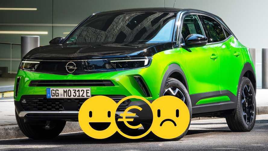 Promozione Opel Doppio Vantaggio, perché conviene e perché no