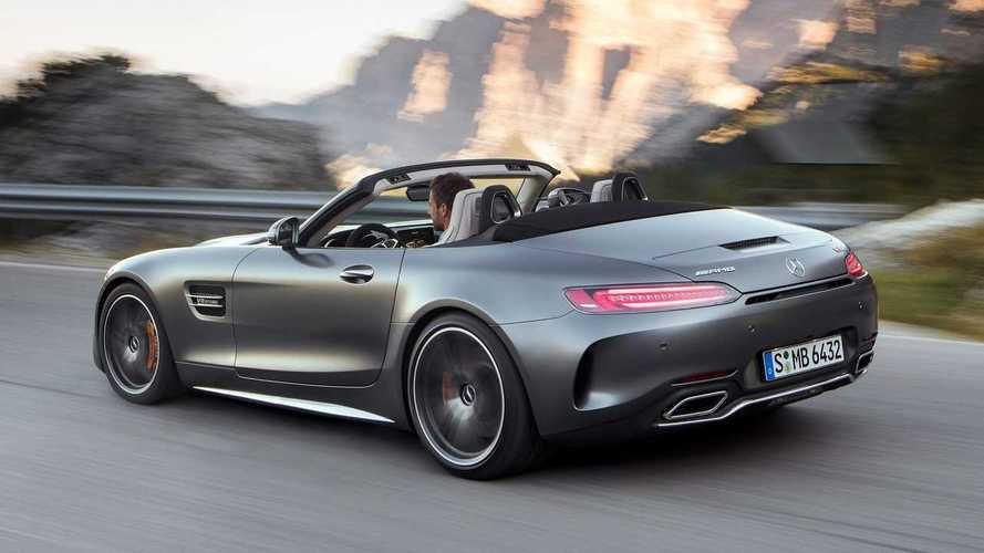 C'est confirmé, la nouvelle SL remplacera la Mercedes-AMG GT Roadster