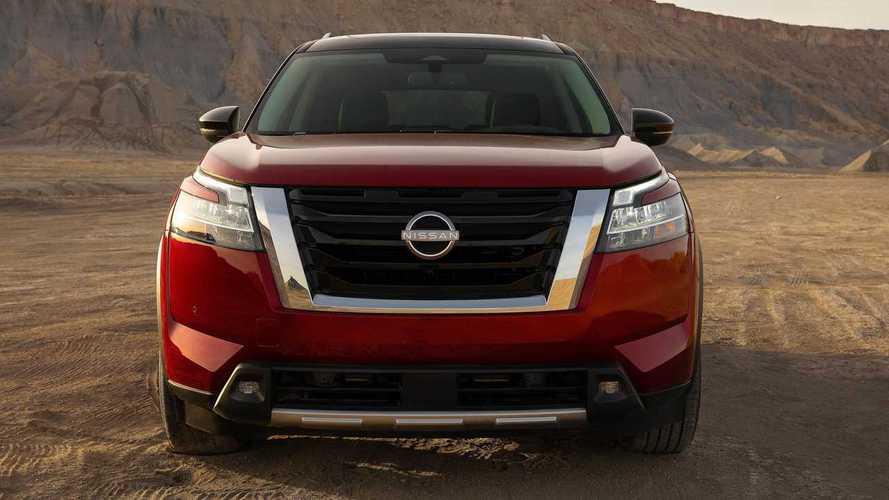 Novo Nissan Pathfinder 2022