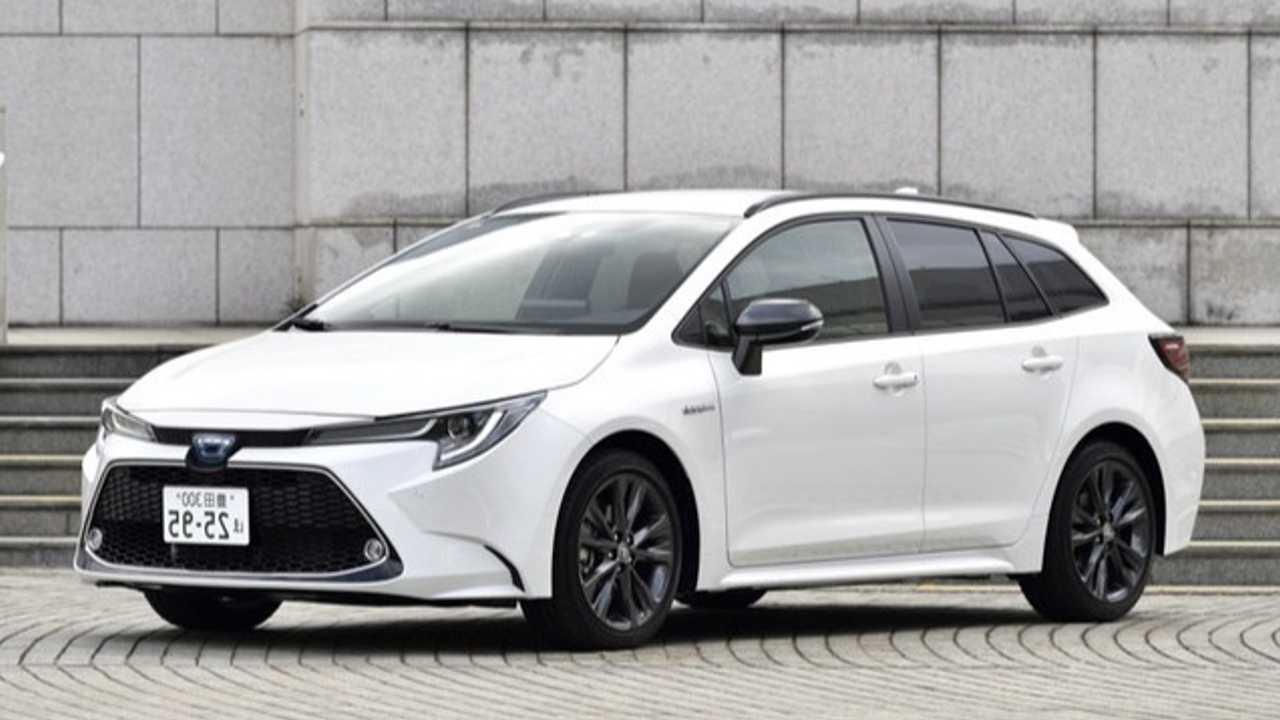 Standard Toyota Corolla Touring