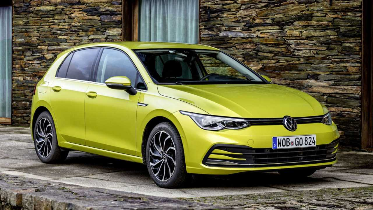 3. Volkswagen Golf