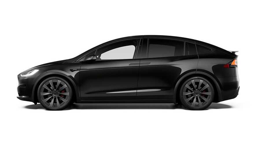 Every New Tesla Model Is Now Blacked-Out