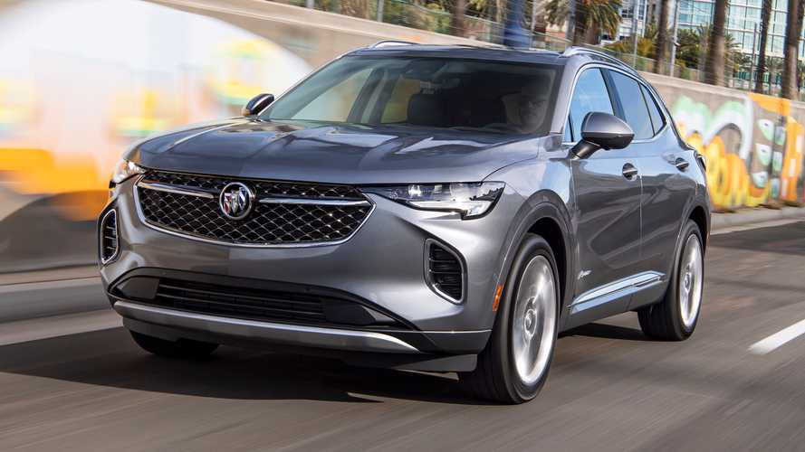 2021 Buick Envision Revealed For US With Upscale Avenir Trim