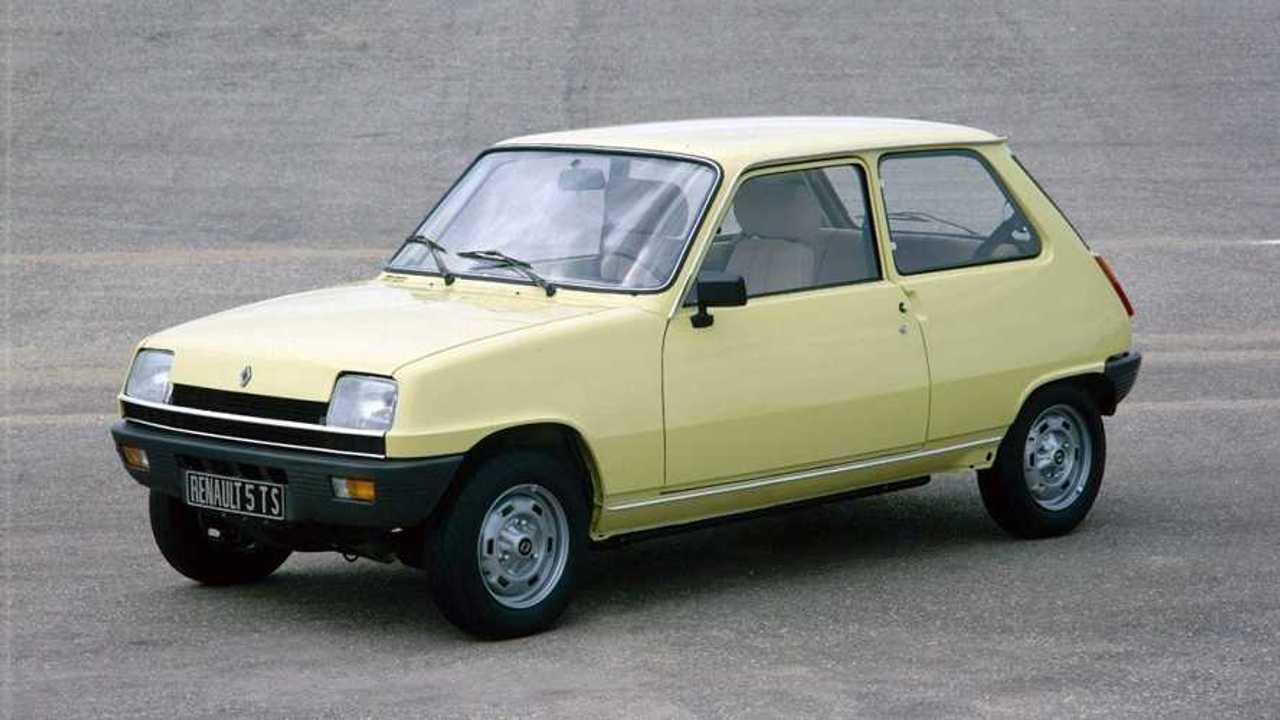 Retrospettiva Renault 5