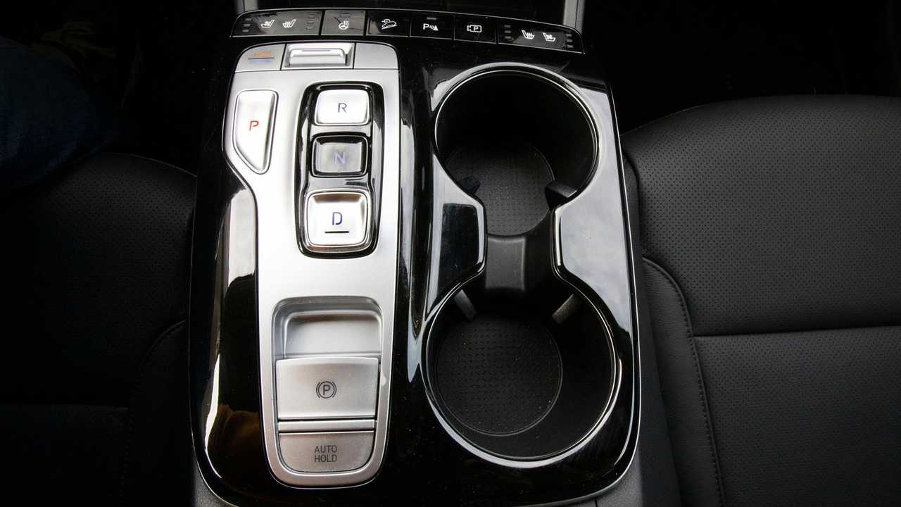 Prueba Hyundai Tucson Híbrido 2021