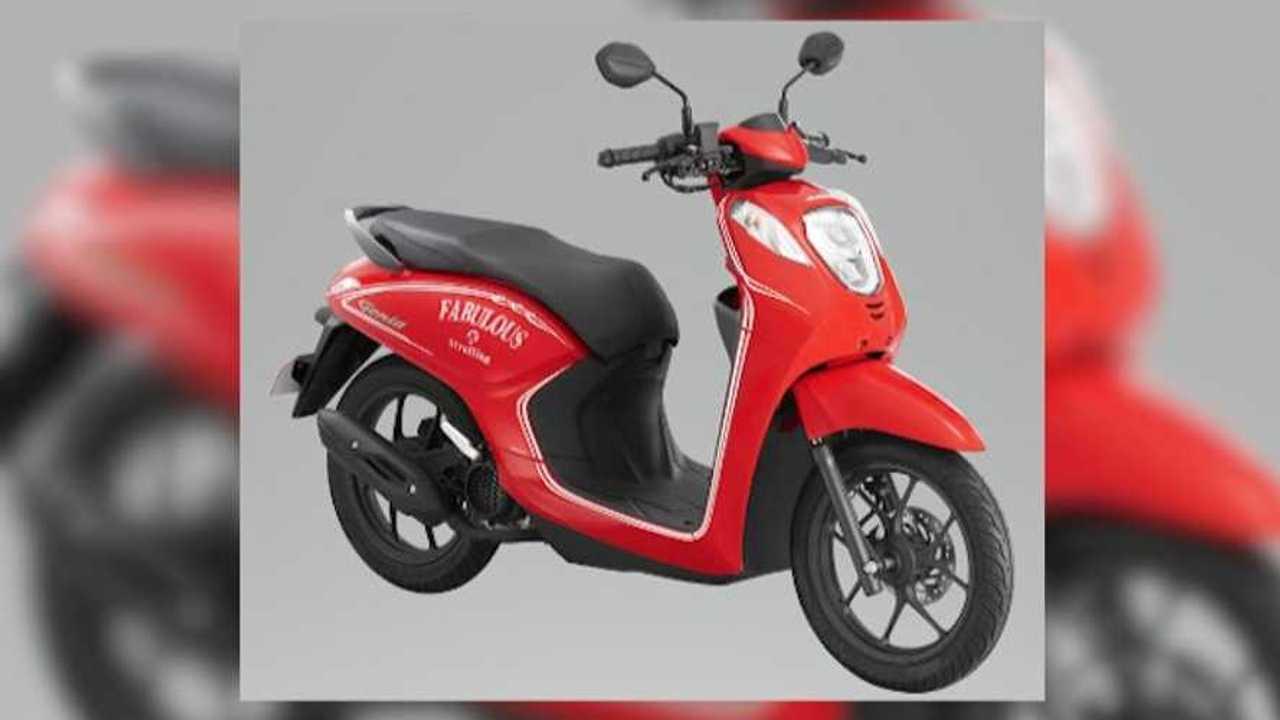 2021 Honda Genio