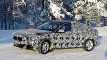 BMW 2 Series sedan spy photo