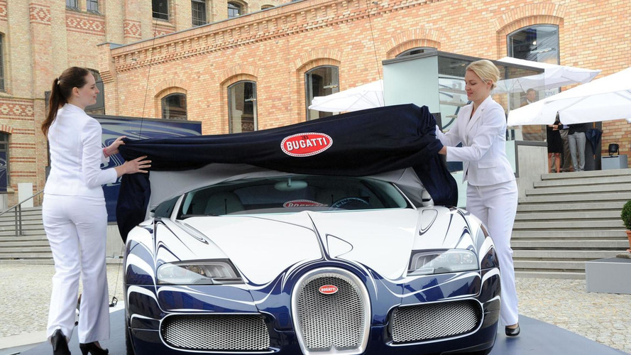 Bugatti Veyron Grand Sport White Gold Edition News And Reviews