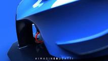 Bugatti Vision Gran Turismo concept teaser image